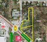 Commercial / Multi Family Land on Bloomington's Northwest Side!