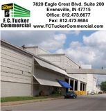 Tennessee Street Warehouse, 50,000 SF