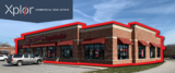 Mattress Firm Retail Building