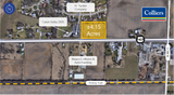 Land For Sale:  NEC US HWY 40 & Yorkshire Blvd, Indianapolis, IN